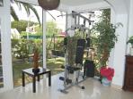 compact gym