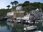 Polperro harbour - Beautiful