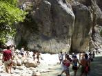 Saklikent Gorge - a must see