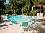Beach Club Villas Pool