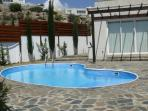 odyssey pool area