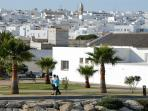 Conil - nearby town