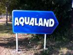 Aqualand 300 meter walk