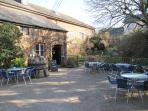 Otterton Mill, cafe and craft centre, 10 miles