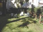 il giardino (spazio comune) - the garden (common space)
