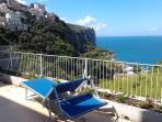 Seiano Coast from the terrace