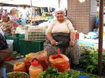 Auf dem Markt Köycegiz