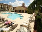 Terrace Ridge heated community swimming pool