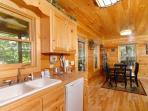 Pine Cove Hideaway #1816- Fully Equipped Kitchen