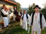 Folk traditions still alive and strong !