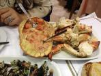 Ramiro seafood is just AMAZING! Usually crowded I recommend to arrive early! Only 3 metro stops away