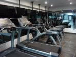 Fully Equipped Shared Gym