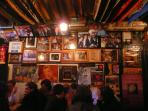 Fado at Tasca do Chico is the best choice and is just the street below at Rua Diário de Notícias!