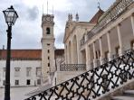 Nearby locations: University of Coimbra