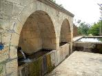 The old Water Fontana of the village from where people used to fetch water to their houses.