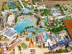 The Large Water Park at Ayia Napa - a short drive away