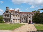 Athelhampton (1.5 miles) a C15 Manor House with gardens, shop, tea room/restaurant, & art gallery