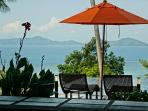 Sensational views from Infinity pool to Koh Tan