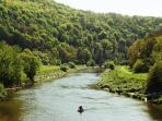 River Wye at Brockweir