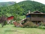 Jardín Valle de Bueida