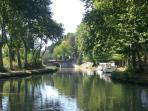 Tranquil Canal du Midi