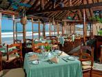 Pueblo Bonito Mazatlan Ocean Front Cilantros Restaurant