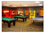 Club house games room