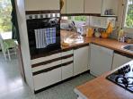 Front part of kitchen