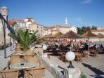 Budva old town and beach, half an hour's drive