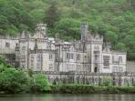 Kylemore Abbey, Connemara, Co.Galway