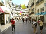 Nearby Montpellier is great to visit for a day trip with great shopping