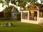 A summers evening at Longeveau..