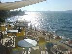Ozkan beach bar