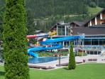 Schladming Swiiming Pool Complex one minutes walk away