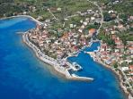 Sucuraj on the island of Hvar