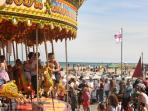 Visit the annual Mudeford Fun Day