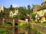Castle Combe. PAYMENT PROTECTED. PAYPAL AND CREDIT CARDS ACCEPTED. (Late Deal Now On)