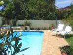 pool  area Apartment