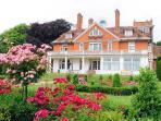 Wonderful Gardens with amazing views