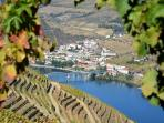 Douro River... What an amazing scene!...