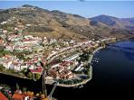 The Village of Pinhão... At the River Douro margin...