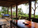 VILLA PRIVATE HOUSE **** terrace 72 m² facing the Indian Ocean and sunrise