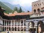 the famous Rila Monastery (day trip)