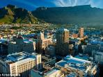 Cape Town city centre is a 8 minute drive away