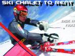 ski chalet to rent