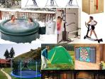 activities in the chalets