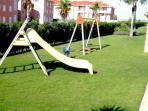parque en la comunidad