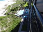 Shell Island's outdoor pool