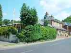Our local pub and restaurant - The Hollybush