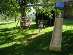 The play area for under 6's see panoramic below for play equipment for older children
